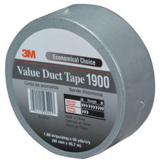 DUCT TAPE 50MM X 50METER GRIJS
