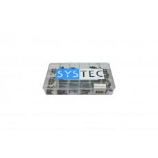 SYSTEC ASS.DOOS 18-VAKS SPANBUS BLANK DIN1481