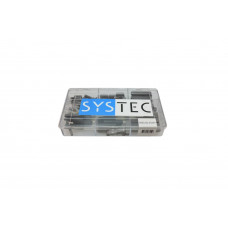 SYSTEC ASS.DOOS 9-VAKS INLEGSPIE DIN6885