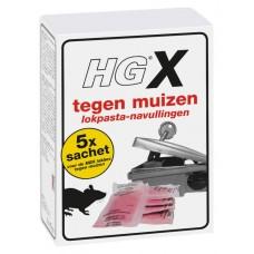 HGX TEGEN MUIZEN NAVUL VOOR LOKBOX NL X X